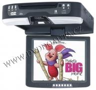 """STROPNÍ VYKLÁPĚCÍ MONITOR 10,4"""" S DVD - TV tuner analog."""