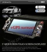 "AUTORÁDIO 5"" LCD,DVD,BLUETOOTH"